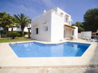 4 bedroom Villa in Cala d'Or, Balearic Islands, Spain : ref 5474383