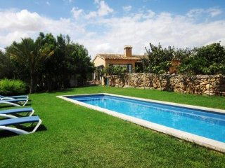 3 bedroom Villa in Portocristo, Balearic Islands, Spain : ref 5474387