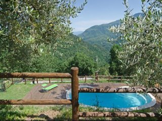5 bedroom Villa in Promiana, Tuscany, Italy : ref 5504846