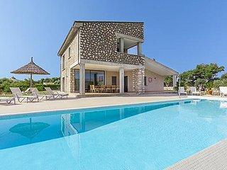 5 bedroom Villa in Pollenca, Balearic Islands, Spain : ref 5474454