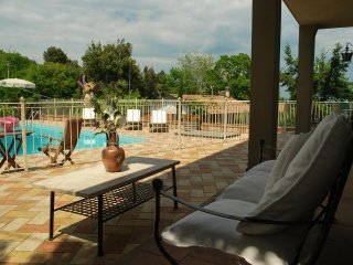 3 bedroom Villa in Sassetta, Tuscany, Italy : ref 5474541