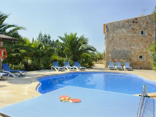 4 bedroom Villa in Cas Concos, Balearic Islands, Spain : ref 5474431