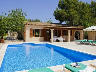5 bedroom Villa in Cala d'Or, Balearic Islands, Spain : ref 5474440