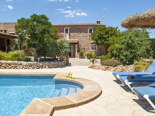 4 bedroom Villa in Cala d'Or, Balearic Islands, Spain : ref 5474869