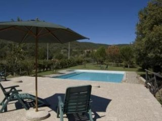 4 bedroom Apartment in San Martino sul Fiora, Tuscany, Italy : ref 5474977