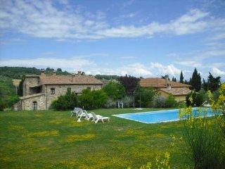 3 bedroom Villa in Fonte della Regina, Tuscany, Italy : ref 5504807