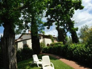 2 bedroom Apartment in Montaione, Tuscany, Italy : ref 5504884