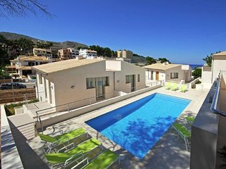 3 bedroom Villa in Cala San Vicente, Balearic Islands, Spain : ref 5504889