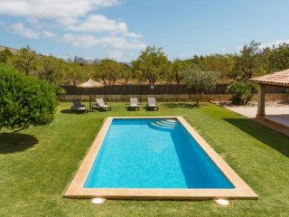 2 bedroom Villa in Pollença, Balearic Islands, Spain : ref 5504906