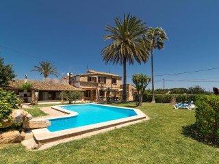 3 bedroom Villa in Pollença, Balearic Islands, Spain : ref 5504940