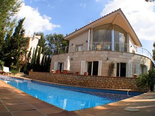 4 bedroom Villa in es Mal Pas, Balearic Islands, Spain : ref 5504948
