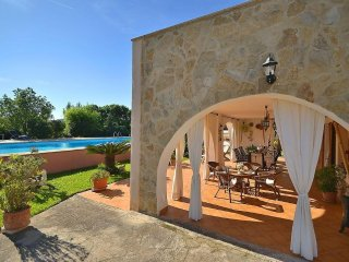 3 bedroom Villa in Selva, Balearic Islands, Spain : ref 5504952