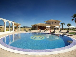 4 bedroom Villa in sa Pobla, Balearic Islands, Spain : ref 5504945