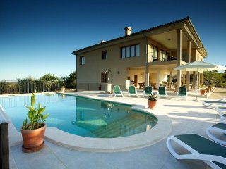5 bedroom Villa in Moscari, Balearic Islands, Spain : ref 5504957