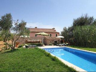 4 bedroom Villa in Buger, Balearic Islands, Spain : ref 5504954