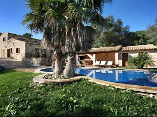 4 bedroom Villa in Vilafranca de Bonany, Balearic Islands, Spain : ref 5504956