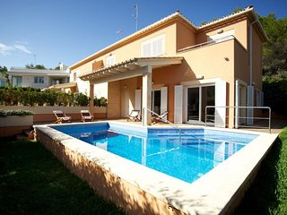 4 bedroom Villa in Alcanada, Balearic Islands, Spain : ref 5504958