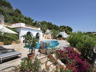 5 bedroom Villa in Font de sa Cala, Balearic Islands, Spain : ref 5504961