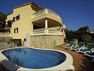 4 bedroom Villa in Alcanada, Balearic Islands, Spain : ref 5504965