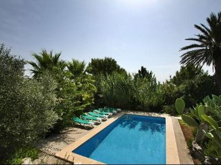 4 bedroom Villa in Sant Llorenc des Cardassar, Balearic Islands, Spain : ref 550