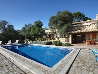 3 bedroom Villa in Maria de la Salut, Balearic Islands, Spain : ref 5586474