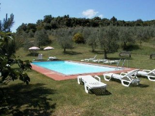1 bedroom Apartment in Poggio Santa Cecilia, Tuscany, Italy : ref 5504975