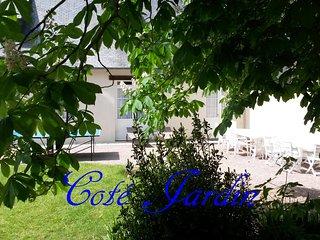 Villa,300m de la plage, 8/10pers.,WIFI,Equipement Bebe