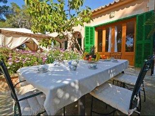 4 bedroom Villa in El Toro, Balearic Islands, Spain : ref 5505031