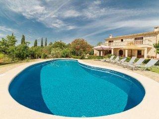 4 bedroom Villa in Pollenca, Balearic Islands, Spain : ref 5505088