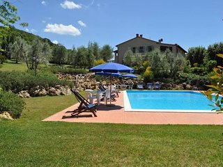 2 bedroom Apartment in Iano, Tuscany, Italy : ref 5505160
