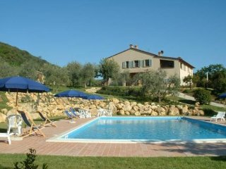2 bedroom Apartment in Iano, Tuscany, Italy : ref 5505165