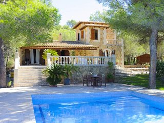 5 bedroom Villa in Felanitx, Balearic Islands, Spain : ref 5505171