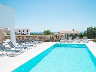 5 bedroom Villa in s'Horta, Balearic Islands, Spain : ref 5505180