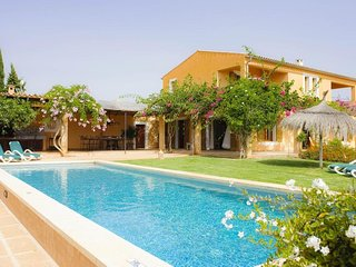 5 bedroom Villa in Cas Concos, Balearic Islands, Spain : ref 5505181