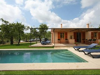 3 bedroom Villa in Sant Llorenç des Cardassar, Balearic Islands, Spain : ref 550