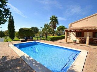 4 bedroom Villa in Buger, Balearic Islands, Spain : ref 5505247