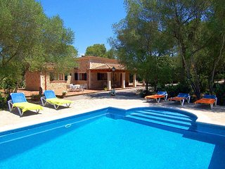 3 bedroom Villa in Ruberts, Balearic Islands, Spain : ref 5505380
