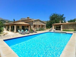 3 bedroom Villa in Pollença, Balearic Islands, Spain : ref 5505397