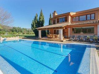 4 bedroom Villa in Palmanyola, Balearic Islands, Spain : ref 5505427