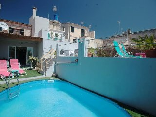 3 bedroom Villa in Campanet, Balearic Islands, Spain : ref 5505511