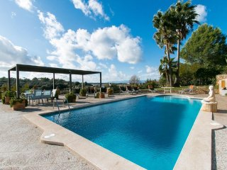 5 bedroom Villa in Sineu, Balearic Islands, Spain : ref 5505515