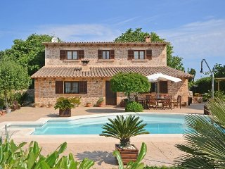 3 bedroom Villa in es Barcarès, Balearic Islands, Spain : ref 5505569