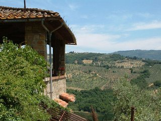 3 bedroom Apartment in Segalari, Tuscany, Italy : ref 5505598