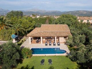 4 bedroom Villa in sa Pobla, Balearic Islands, Spain : ref 5505626