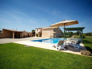 5 bedroom Villa in Cas Concos, Balearic Islands, Spain : ref 5505668