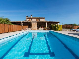 5 bedroom Villa in es Barcarès, Balearic Islands, Spain : ref 5505756