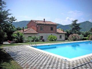 5 bedroom Villa in Il Passaggio, Tuscany, Italy : ref 5505774