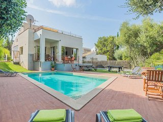 3 bedroom Villa in es Mal Pas, Balearic Islands, Spain : ref 5505883