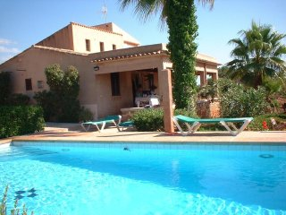 3 bedroom Villa in Portopetro, Balearic Islands, Spain : ref 5505979