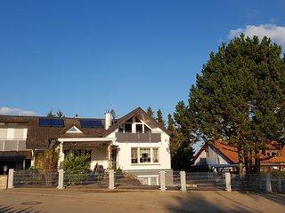 Haus Lindengarten - die Ferienwohnung am Fusse der Schwabischen Alb